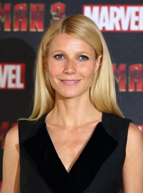 Gwyneth Paltrow At Iron Man Photocall In London Iron Man