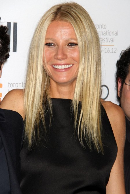 Gwyneth Paltrow Thanks For Sharing Tiff