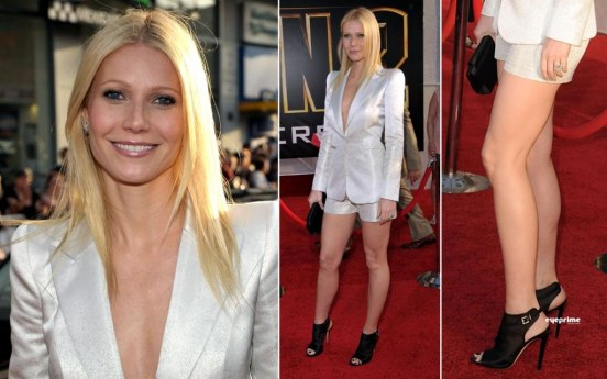 Paltrow Eyeprime Iron Man