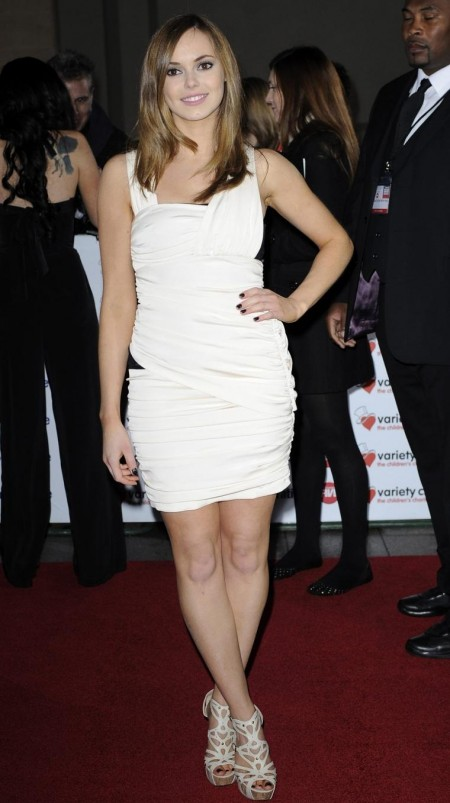 Hannah Tointon The Variety Showbiz Awards