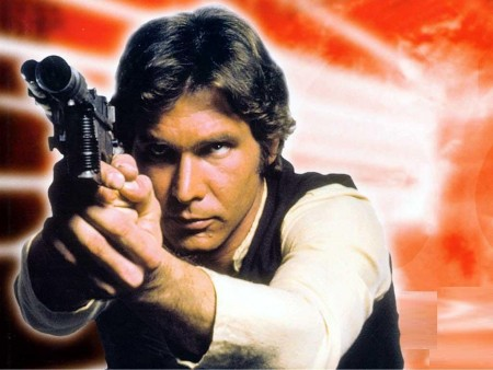 Bobbie Wygant Interviews Harrison Ford For Star Wars Posted By Atombomb Tv Han Solo