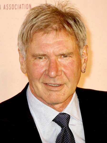 Harrison Ford Old