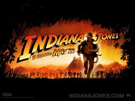 Indiana Jones And The Kingdom Of The Crystal Skull Harrison Ford Indiana Jones