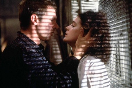 Picture Of Harrison Ford And Sean Young In Blade Runner Large Picture