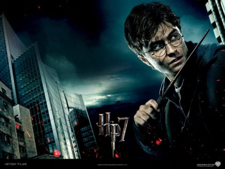 Harry Potter And The Deathly Hallows Wallpapers Harry