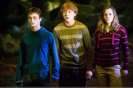 Trio Pictures Harry Potter