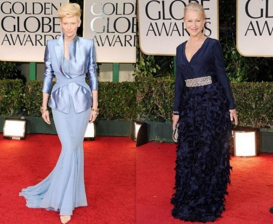 Golden Globes Arrivals
