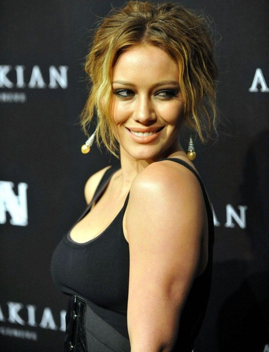 Hilary Duff Hot Hot