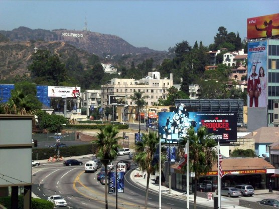 Hollywood Places City