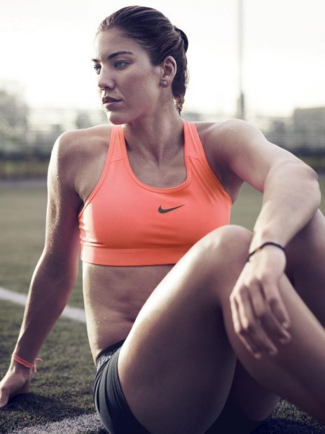 Hope Solo The Look Of Sport