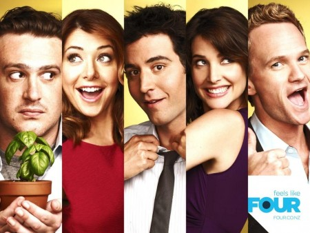 Himym Cast Wallpaper How Met Your Mother