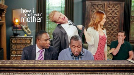 How I Met Your Mother Shared Picture