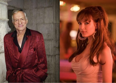 Hugh Hefner Finds New Girlfriend Playboy Playmate Girlfriends