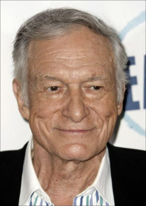 Hugh Hefner Offers To Take Playboy Private