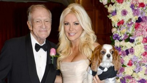 Hugh Hefner Wedding Km Wedding