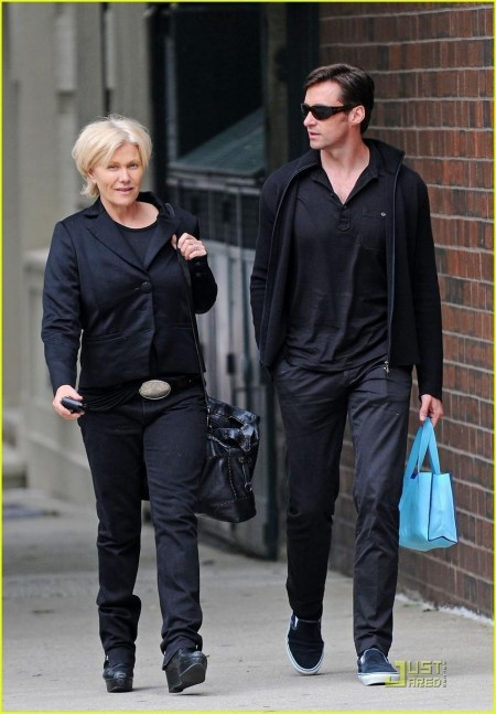 Hugh And Deb Date Night Out Hugh Jackman