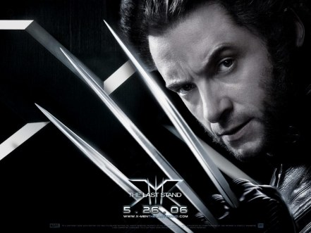 Men The Last Stand Hugh Jackman Movies