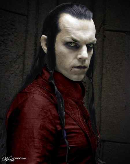 Hugo Weaving Celebrity