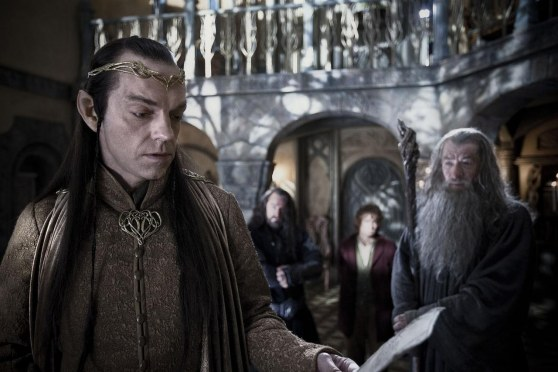 Thehobbit Elrond Lord Of The Rings
