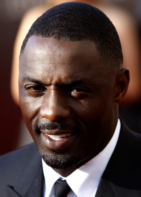 Actor Idris Elba Arrives For The British Academy Television Awards