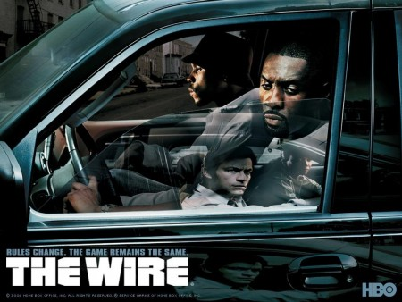 Wood Harris In The Wire Tv Wallpaper  The Wire