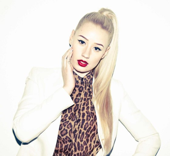 Iggy Azalea Fat Budd Model