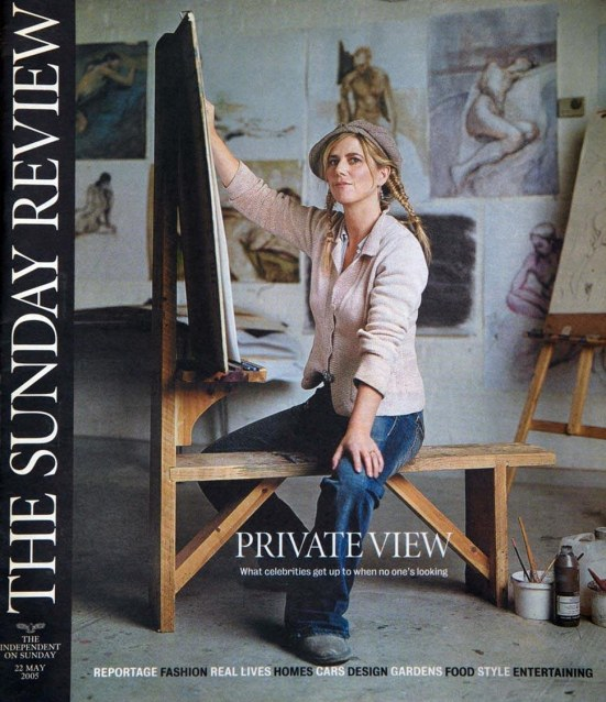 Imogen Stubbs Independent On Sunday Review Pete Dadds