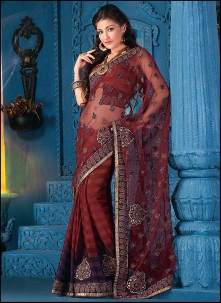 Indian Saree Collection For Girls