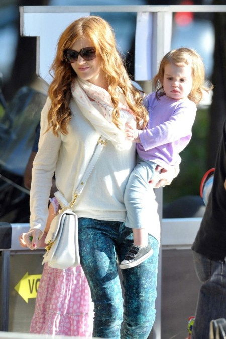 Isla Fisher Her Gorgeous Girls