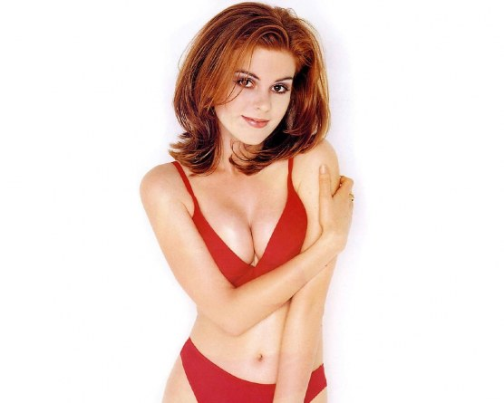 Isla Fisher Walls Hot