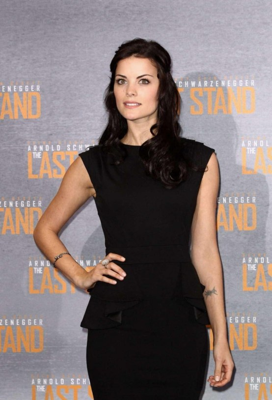 Jaimie Alexander The Last Stand Photocall Last Stand