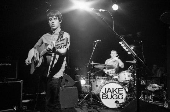 Jake Bugg Cabide Colorido Wallpaper