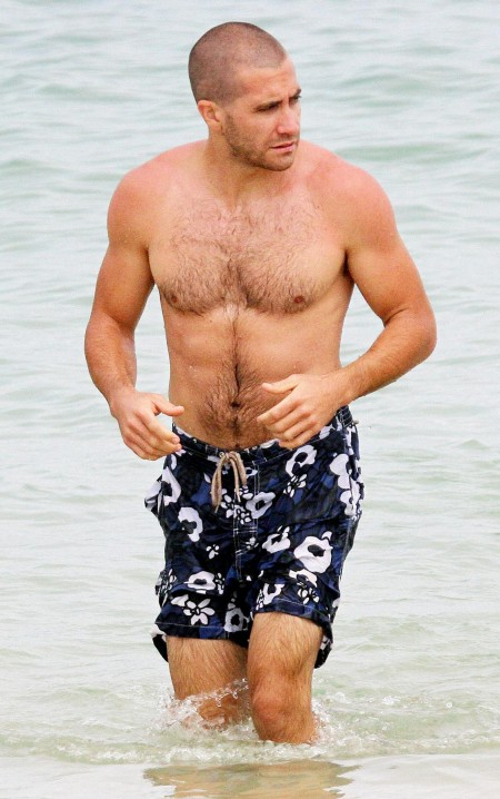 Jake Gyllenhaal Zoom Body