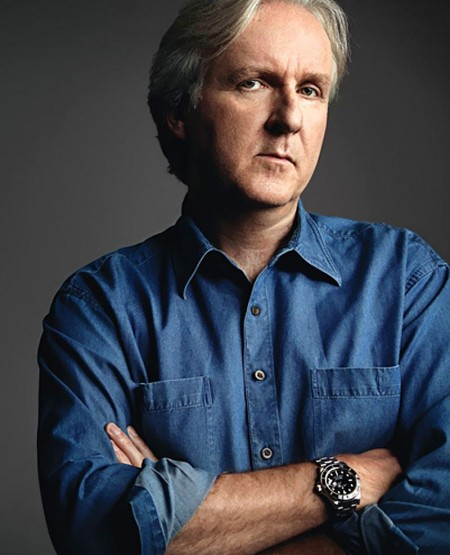 James Cameron Rolex Avatar