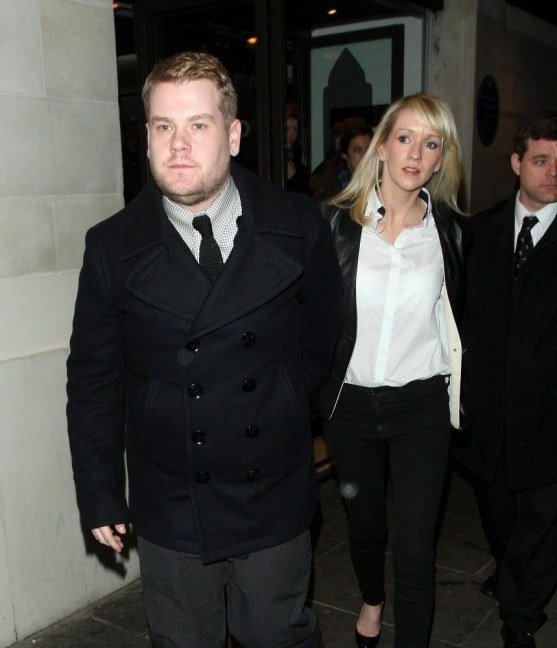 James Corden Celebs Attend Book Mormon Gala Nu Tgpny David Beckham