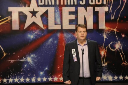 Still Of James Corden In One Chance