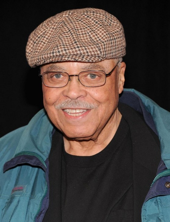 James Earl Jones At Event Of Red Tails Large Picture