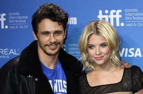 James Franco Et Ashley Benson Amoureux And Ashley Benson