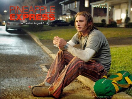James Franco In Pineapple Express Wallpaper Pineapple Express