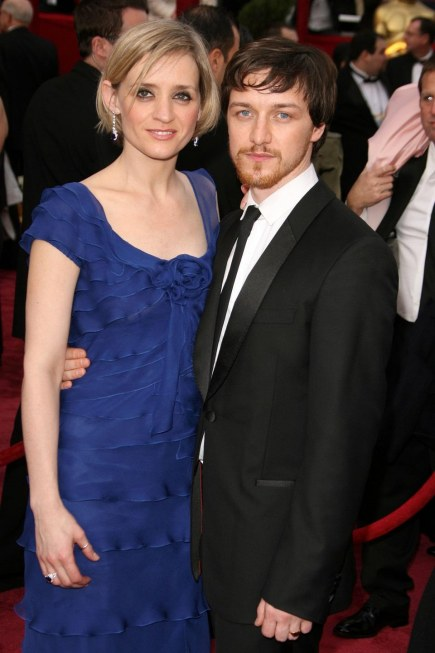 James Mcavoy Anne Marie Duff Hoping For Baby And Wife