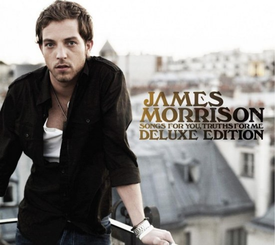 Ballcdcovers James Morrison Songs For You Truths For Me Deluxe Edition Retail Cd Front Songs For You