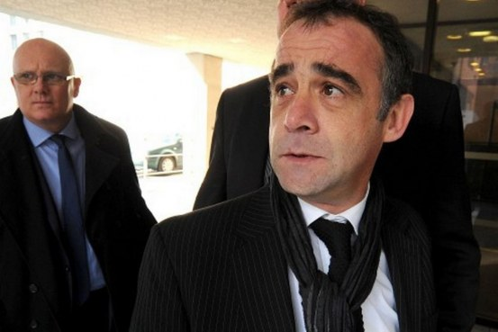 Coronation Street Actor Michael Le Vell Arrives At Manchester Crown Court Accused Of Child Actor