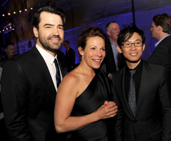 Lili Taylor James Wan Celebs Conjuring Afterparty Ffhdoavigx