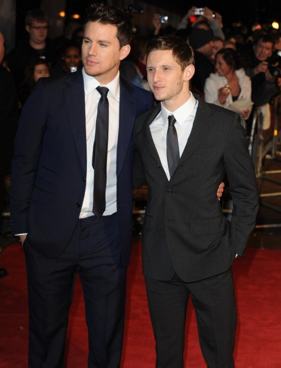Jamie Bell Attends The Eagle Premiere The Eagle