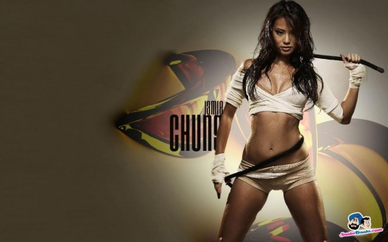 Jamie Chung Wallpaper Wide