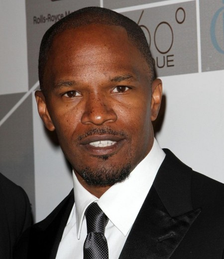 Jamie Foxx Surreal Real Charity Event