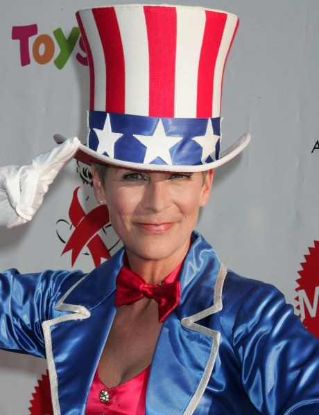 Aids Foundation Th Annual Dream Halloween Jamie Lee Curtis