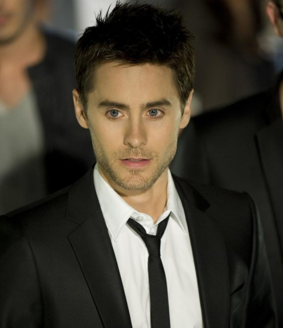 Jared Leto Awesome Look Hot