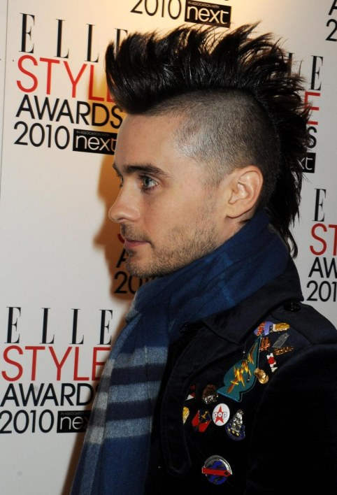 Jared Leto Hairstyle Images