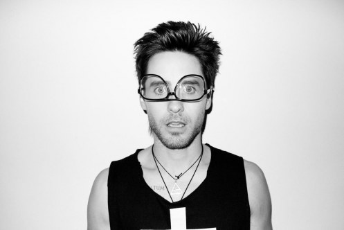 New Jared Pics By Terry Richardson Jared Leto